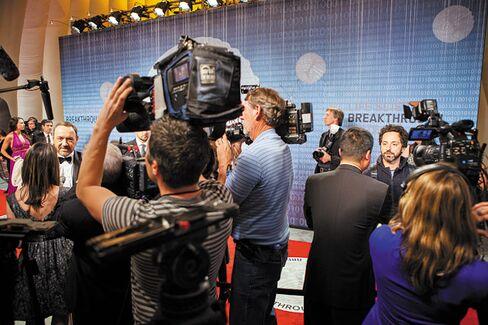 Tech Billionaires Spend Millions on 'Science Oscars'