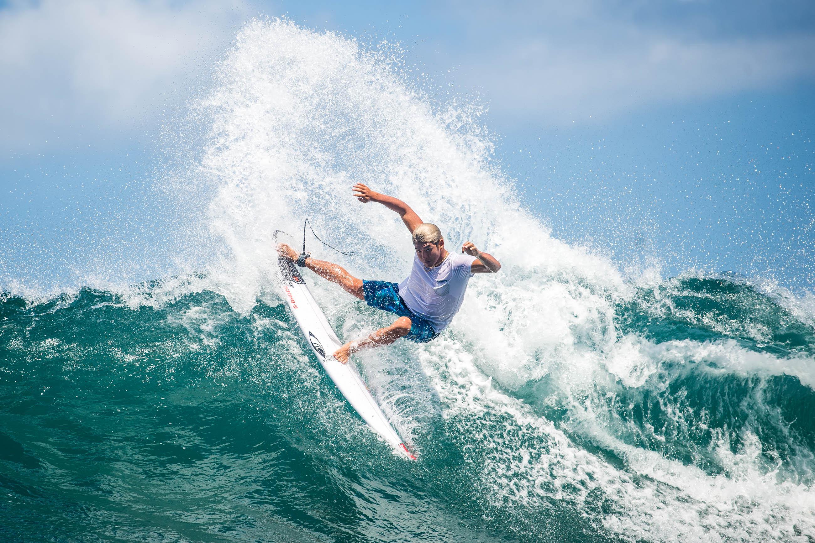 Kanoa Igarashi Japan S Surfing Star Rides Endorsements Olympics