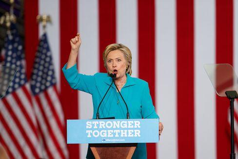 Hillary Clinton in Reno.