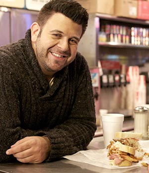 Man vs. Social Media: Travel Channel's Adam Richman in TV Personality Purgatory