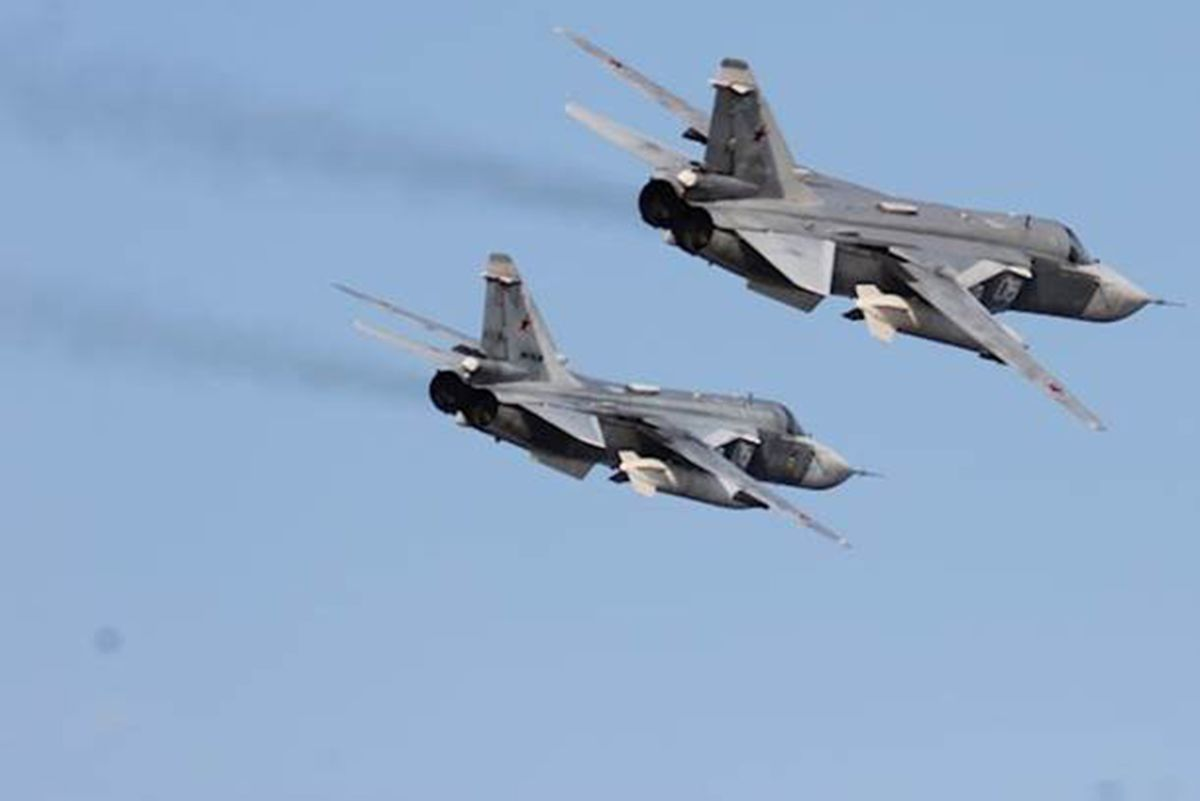U.S. Moves Jets to Ease Syria Tensions Amid Russian Threat