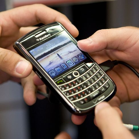 BlackBerry Deal May Mean Flirting Gets Harder