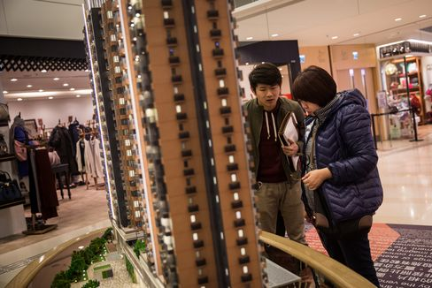 Young Immigrants Fuel Hong Kong's Home Shortage as Prices Rocket