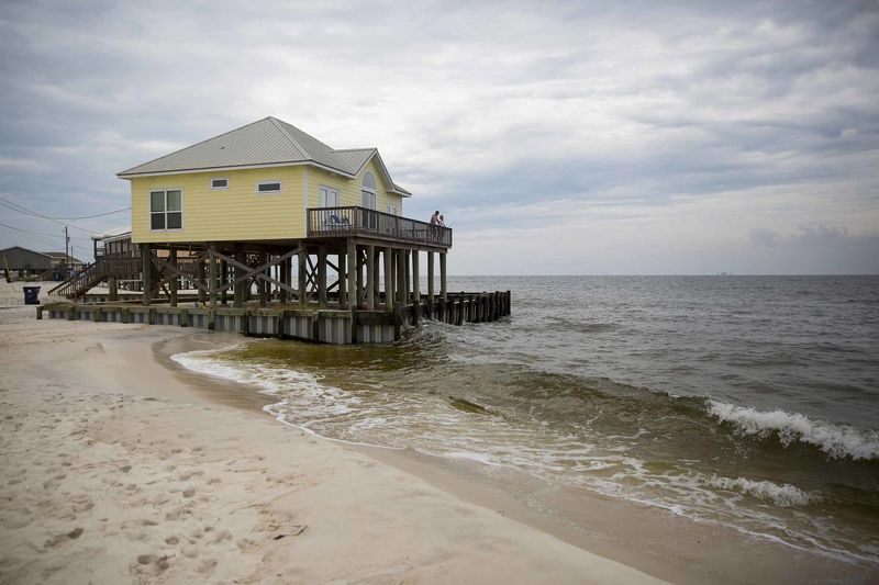 Love Of Coastal Living Is Draining U.S. Disaster Funds