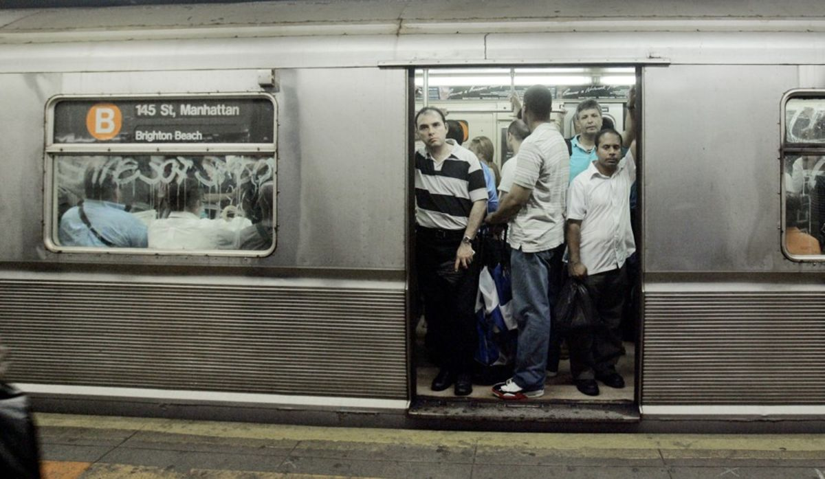 There Are Lots of Ways to Fund New York City's Big Subway Fix