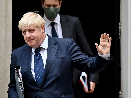 Johnson to Set Out $14 Billion Tax Hike to Fund Social Care