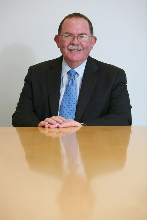 Smith & Nephew Outgoing CEO Dave Illingworth