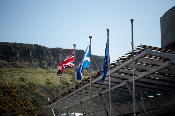 The U.K.'s Future May Be in the Hands of Scotland's Rebel Youth