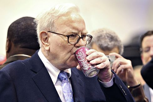 Buffett's Coca-Cola Complacency Warning Foretells Troubled Year