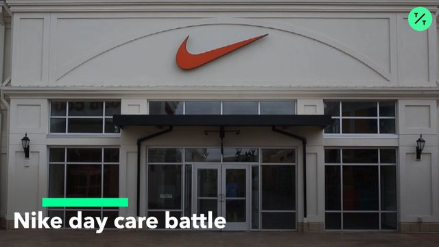 segmento Prohibir crecer  Nike ($NKE) Employees Protest Changes to Company Day Care Benefit -  Bloomberg