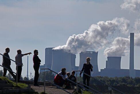 Merkel's Green Shift Forces Germany to Burn More Coal