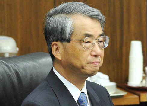 BOJ Board Member Yoshihisa Morimoto