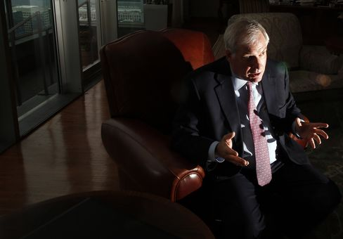 Boston Fed President Eric Rosengren