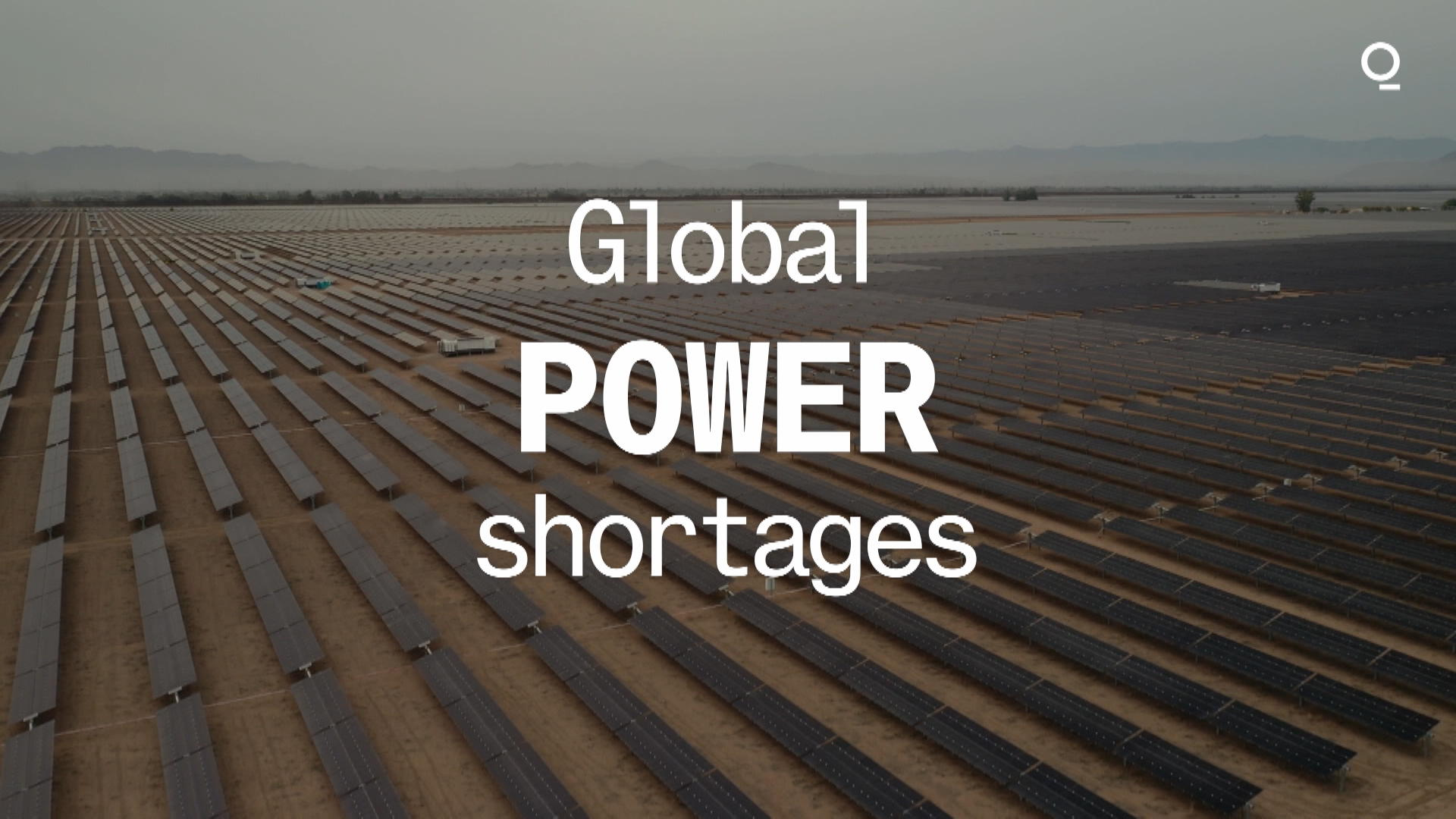 Global Power Shortages
