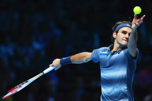 Even the World's Biggest Sports Agency Can't Keep Roger Federer