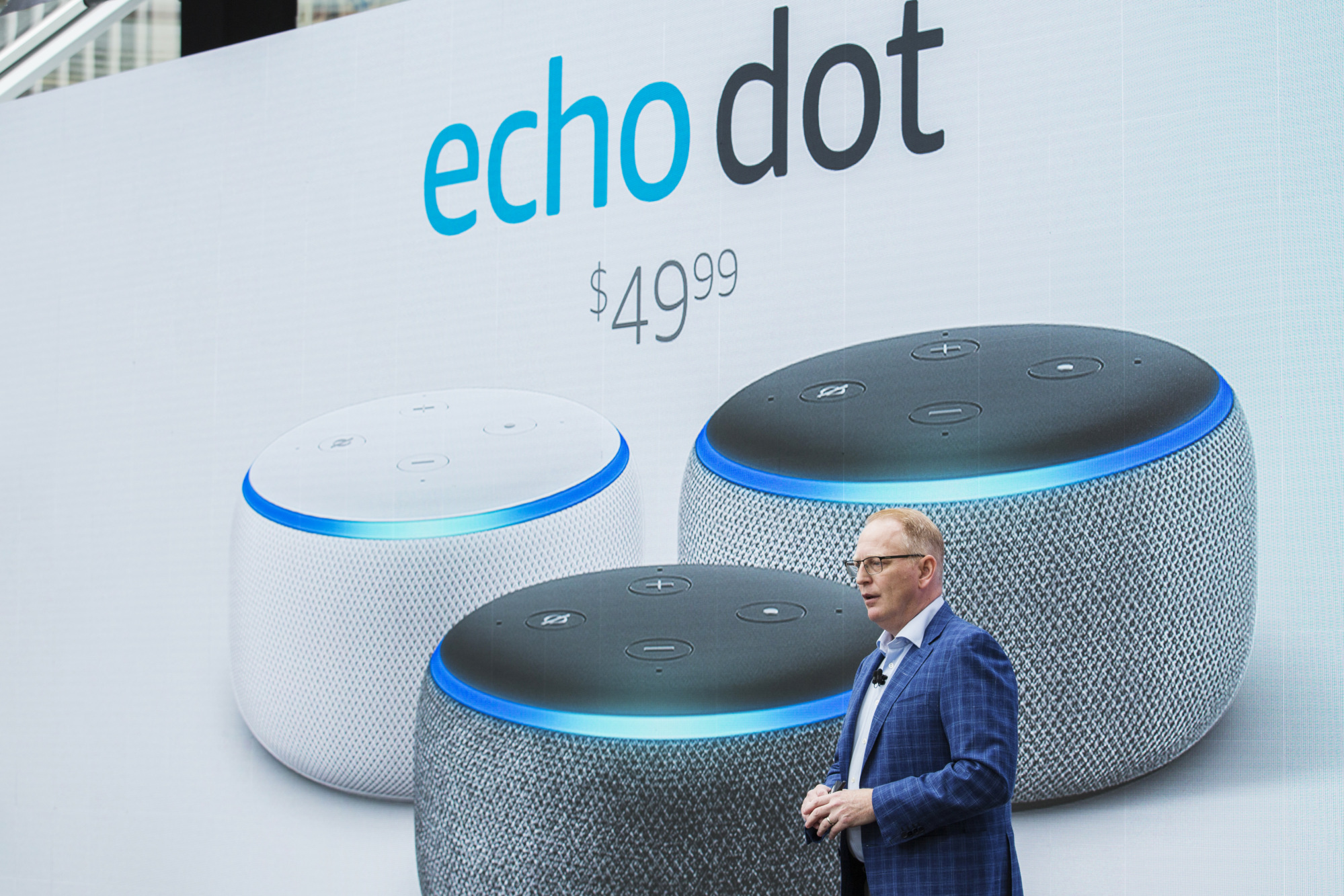Amazon Unveils New Devices to Power Smart Home With Your Voice