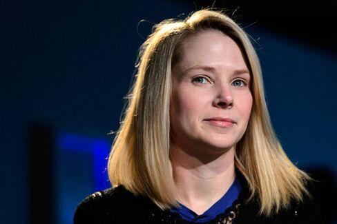 Marissa Mayer Rolls Out a New Yahoo.com