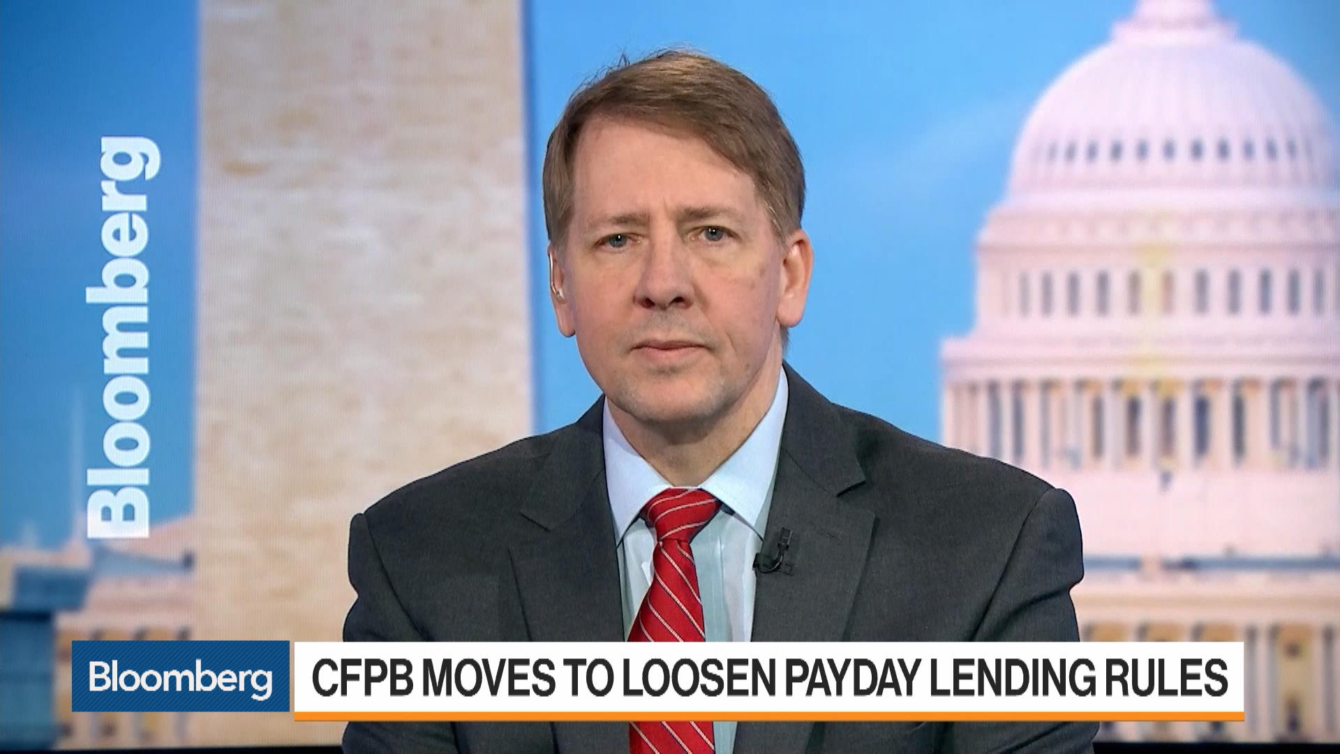 Former CFPB Director Cordray Weighs In on Loosening Payday Lending Rules