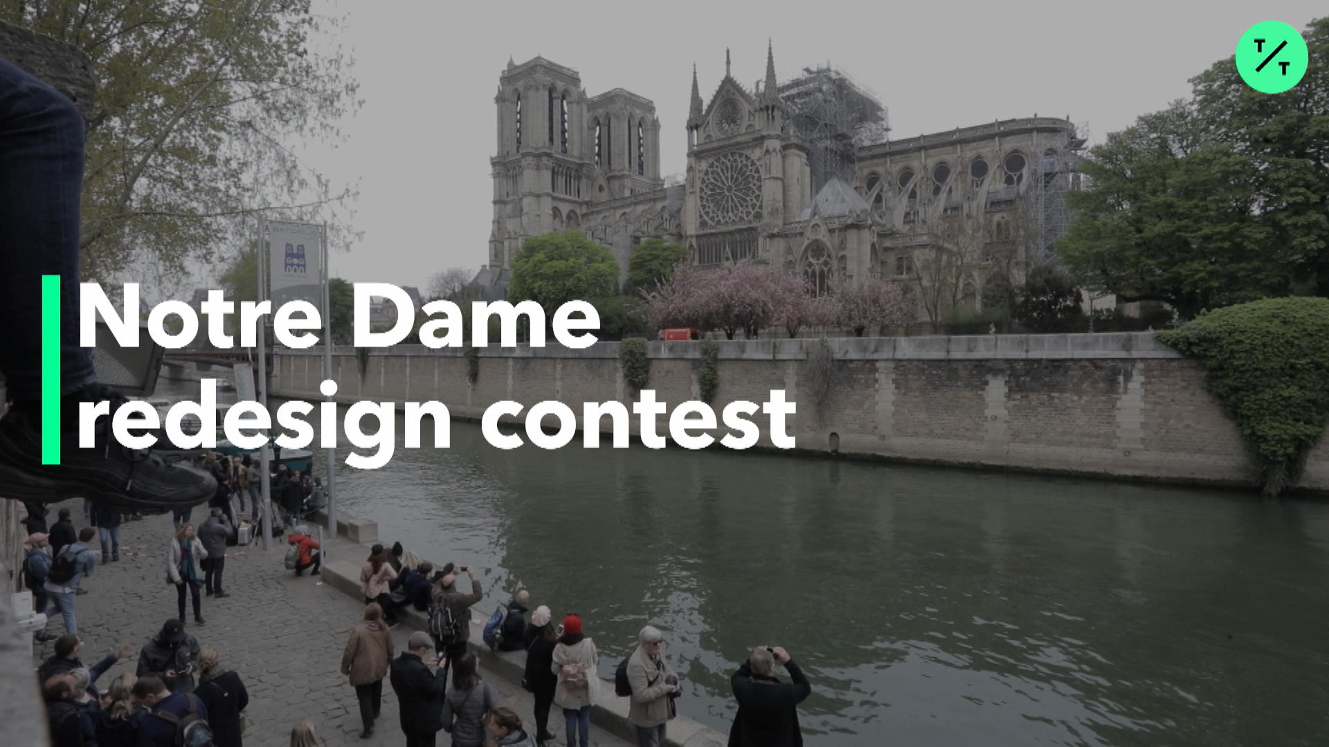 Notre Dame Holds Redesign Competition