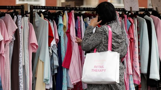 Gain in U.S. Retail Sales Underscores Solid, Steady Consumer