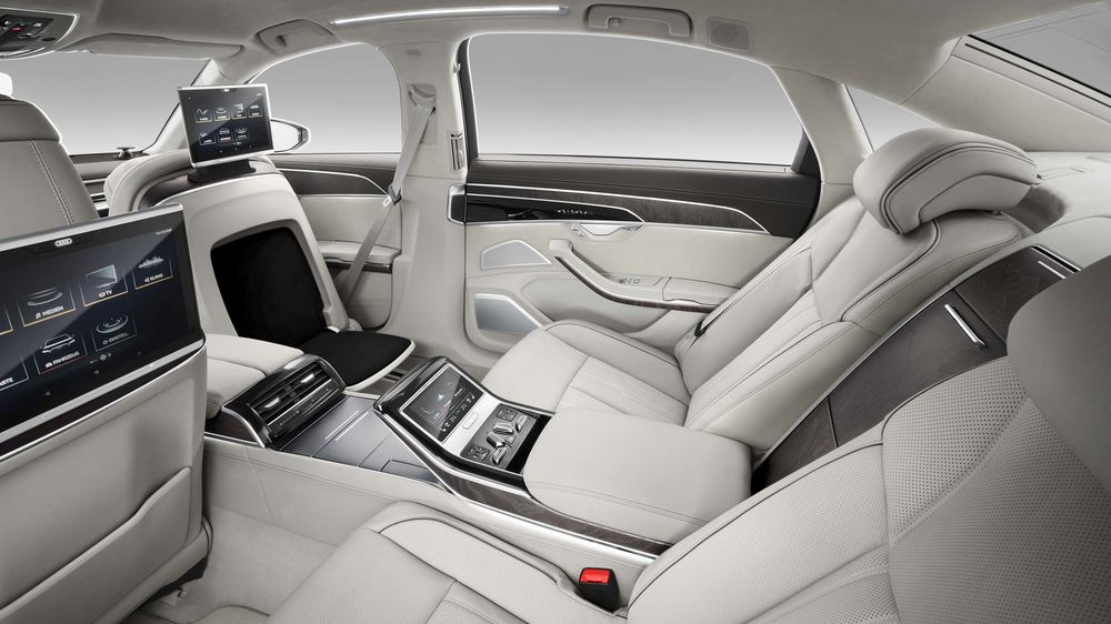 Which Luxury Cars Have The Best Back Seats Bloomberg