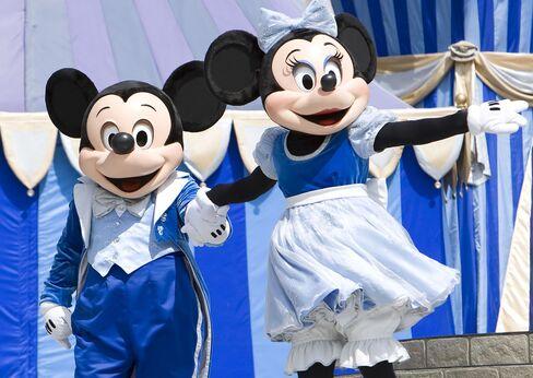 Mickey Mouse Joins Pandora Range as Jeweler Links With Disney