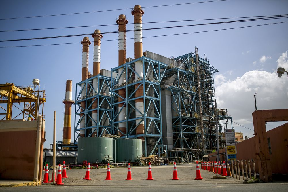 Puerto Rico Asks Buyers of Rickety Power System to Rewrite
