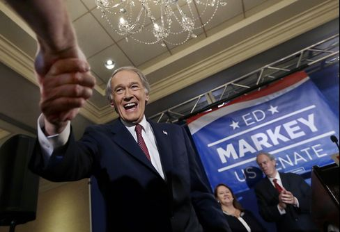 Markey Faces Former SEAL Gomez in Massachusetts Senate Race