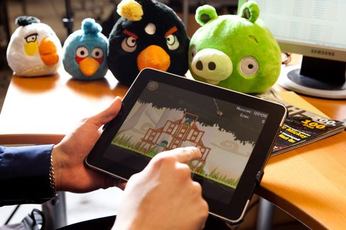 Angry Birds May Take On StarCraft in Korea