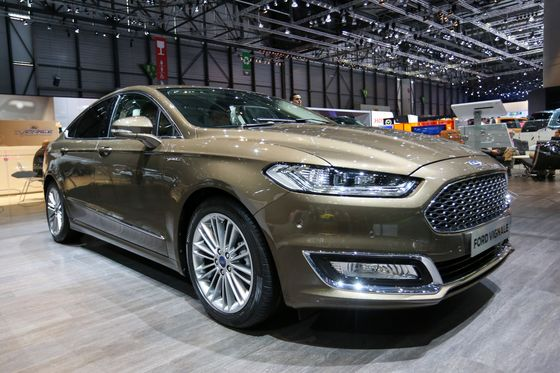 Ford Phases Out Sedan in Favor of Battery Packs at Spanish Plant