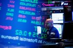 A trader works on the floor of the New York Stock Exchange on Monday, Dec. 31, 2018.