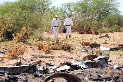 Crew Tried to Avoid Thunderstorm Before Air Alg??rie Jet Crash
