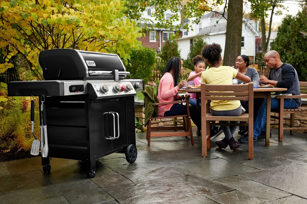 Covid Barbecue Craze Goes to Market With Weber, Traeger IPOs - Bloomberg