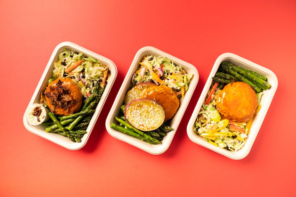 Kettlebell Kitchen, Meal Service With