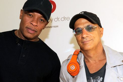 How Will Jimmy Iovine Fix Online Music? It's 'Magic'