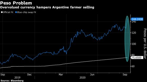 In Argentina's Soy Standoff, U.S. Rivals Emerge as Winners