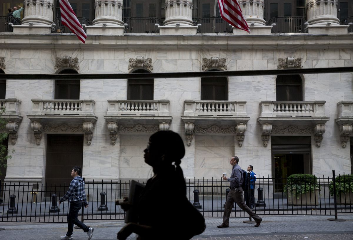 What Wall Street Really Thinks About Avoiding Women in the #MeToo Era