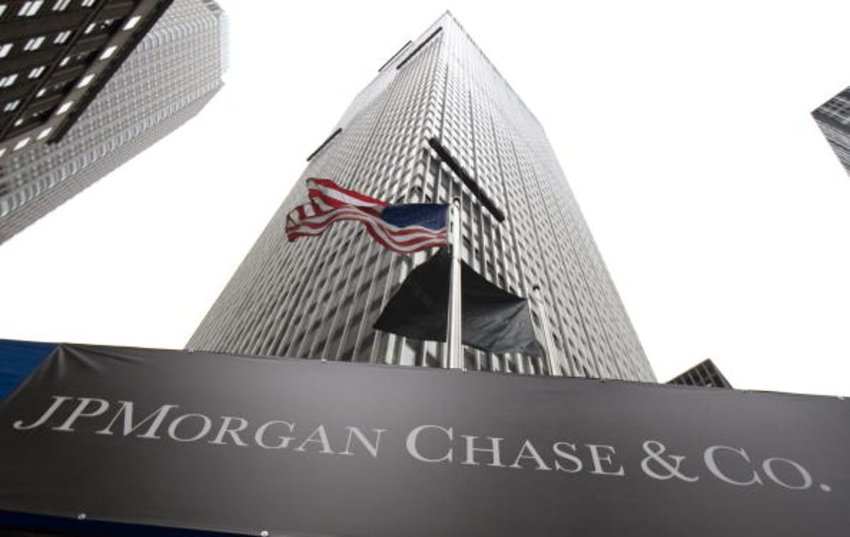 Find Your Place in the World of JPMorgan - Bloomberg
