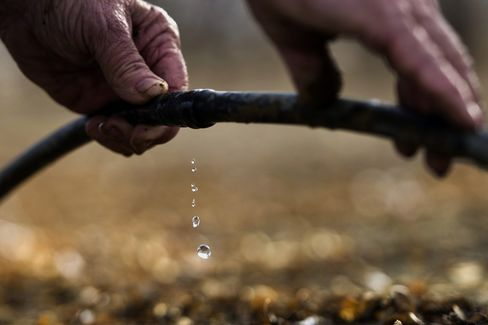 California Water Prices Soar for Farmers as Drought Intensifies