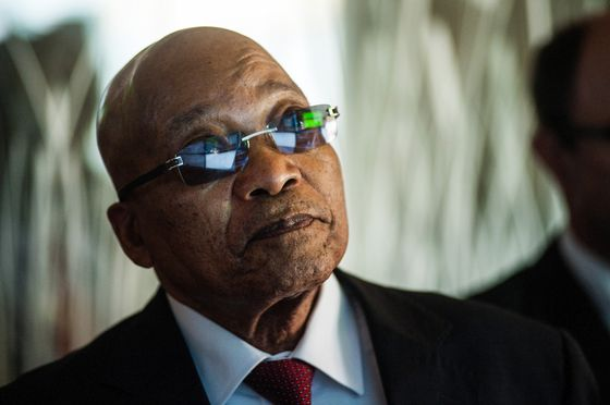 Zuma Vows to Fight Back as South African Graft Trial Delayed