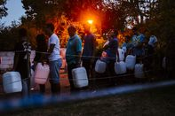 What It's Like To Live In A City Without Water