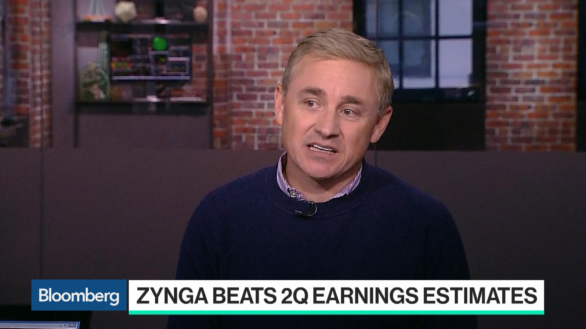 Zynga's Growth in Asia Offsetting Smartphone Slump: CEO Frank Gibeau