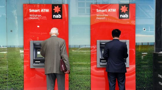 National Australia Bank Profit Surges on Economic Recovery