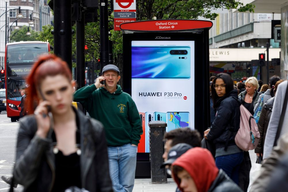 Huawei Gets Kicked in the Teeth by the British