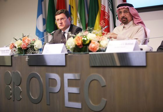 As Oil Plunges, the Real OPEC Meeting Will Be at Next Week's G20
