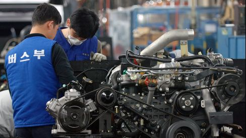 Bloomberg for Lee hyundai motor finance
