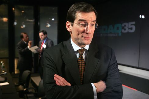 Nasdaq CEO Robert Greifeld