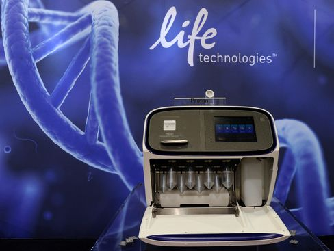 Life's Lucier Vows to Top Illumina in Genetic Sequencing in 2013