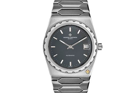 A rare sport watch from Vacheron Constantin, the 222 is a collector's favorite.