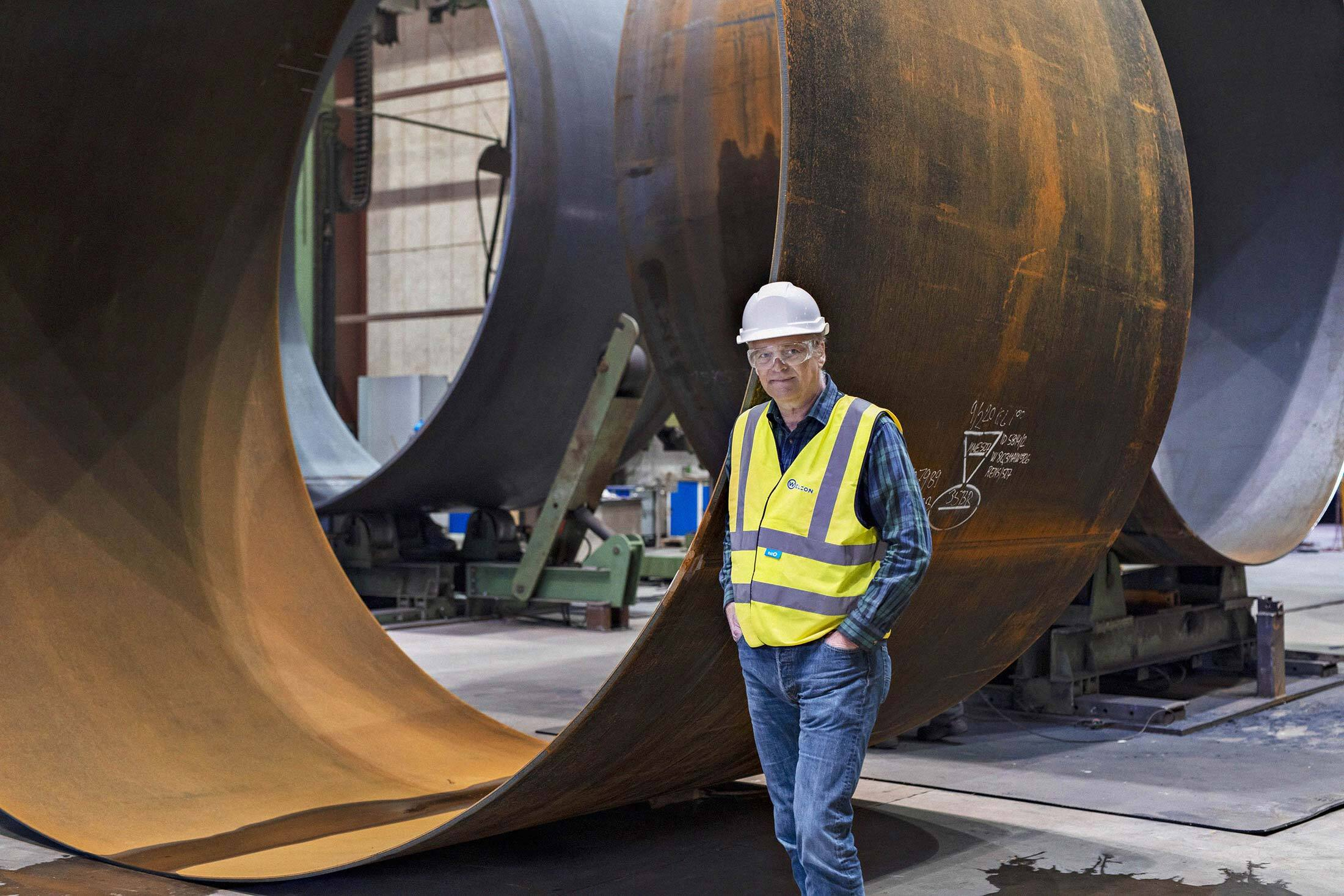 relates to Inventor of Wind Turbine Is Trying to Harness Unlimited Power